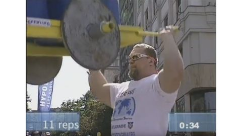 United Strongman Series Belgrade 2006